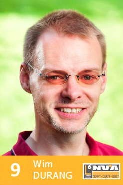 Wim Durang - kandidaat Gemeenteraadsverkiezingen Lennik 2012