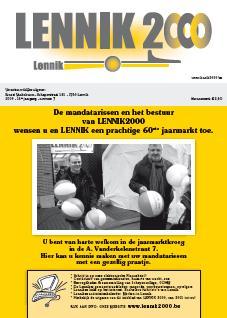 Infoblad 2009/08, NOVEMBER