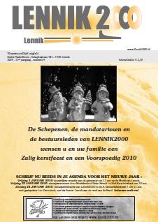 Infoblad 2009/09, DECEMBER