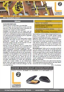 Infoblad 2012/03, FEBRUARI