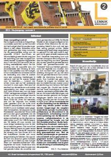 Infoblad 2012/04, MAART
