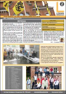 Infoblad 2012/14, AUGUSTUS